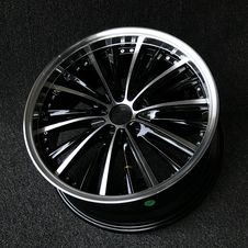 Free Spoke, Alloy Wheel, Wheel, Rim Stock Photos - 134006723