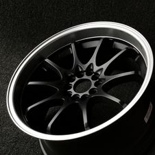 Free Alloy Wheel, Wheel, Rim, Spoke Stock Image - 134006811
