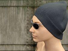 Free Eyewear, Cap, Headgear, Knit Cap Stock Photos - 134006843