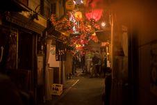 Free Photo Of People Walking On Alleyway Royalty Free Stock Image - 134071666