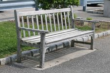 Free Furniture, Bench, Outdoor Furniture, Outdoor Bench Stock Photos - 134103553