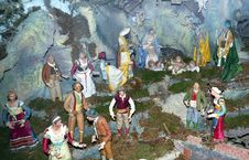 Free Painting, Art, Nativity Scene, Tourism Royalty Free Stock Image - 134103666