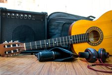 Free Musical Instrument, Guitar, String Instrument Accessory, Acoustic Guitar Stock Photos - 134103733