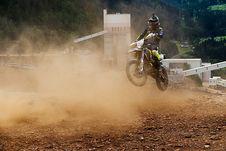 Free Motocross, Soil, Motorsport, Off Roading Stock Image - 134103841