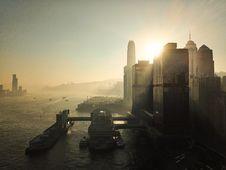 Free Skyline, Cityscape, Skyscraper, City Stock Image - 134104211