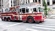 Free Motor Vehicle, Fire Apparatus, Vehicle, Fire Department Stock Images - 134104804