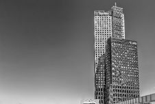 Free Skyscraper, Building, Black And White, Tower Block Stock Photos - 134105023