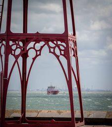 Free Window, Arch, Sky, Wood Stock Photos - 134105073