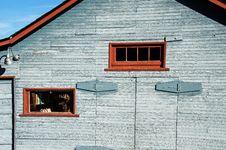 Free House, Siding, Wall, Facade Stock Photo - 134105190