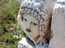 Free Sculpture, Stone Carving, Head, Carving Royalty Free Stock Photography - 134105247