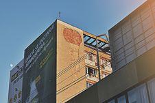 Free Building Facade Stock Photography - 134168792