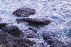 Free Photo Of Waves Crashing On Waves Stock Image - 134169781