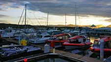 Free Marina, Dock, Harbor, Boat Stock Photography - 134213542