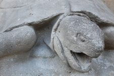 Free Stone Carving, Turtle, Sculpture, Sea Turtle Stock Photography - 134213892