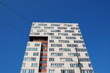 Free Modern White Building Stock Photo - 13466390