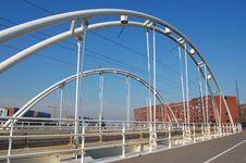 Free Bridge Royalty Free Stock Photography - 13466457