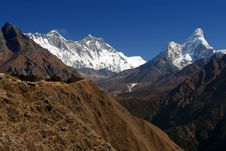 Free Everest Trekking Royalty Free Stock Images - 13467439
