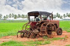 Free Agricultural Machinery, Field, Tractor, Agriculture Stock Photography - 134700372
