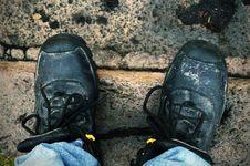 Free Footwear, Shoe, Grass, Outdoor Shoe Royalty Free Stock Photos - 134700448