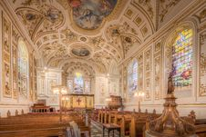 Free Chapel, Place Of Worship, Column, Cathedral Stock Image - 134700651