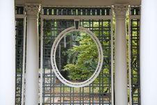 Free Iron, Gate, Window, Door Stock Images - 134700714