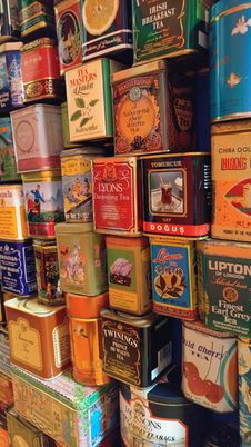 Free Product, Tin Can, Bookselling, Canning Stock Photos - 134701163