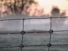 Free Wire Fencing, Barbed Wire, Fence, Sky Royalty Free Stock Photos - 134701178