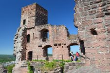 Free Historic Site, Ruins, Archaeological Site, Medieval Architecture Royalty Free Stock Image - 134764726