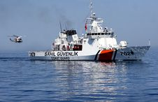 Free United States Coast Guard Cutter, Navy, Patrol Boat, Patrol Boat River Royalty Free Stock Photography - 134764737