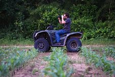Free All Terrain Vehicle, Vehicle, Off Roading, Soil Royalty Free Stock Photos - 134765458