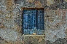 Free Wall, Window, Stone Wall, Wood Stock Photos - 134765873