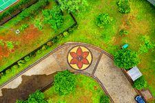 Free Aerial Photo Of Backyard Royalty Free Stock Photo - 134821805