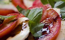 Free Vegetable, Salad, Dish, Caprese Salad Royalty Free Stock Photos - 134859898