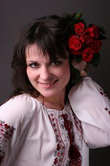 Free Ukrainian Girl Stock Photography - 13496122
