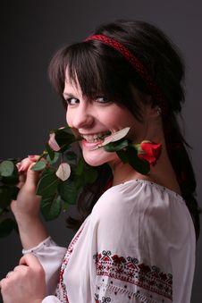 Free Nastya Royalty Free Stock Photo - 13496185
