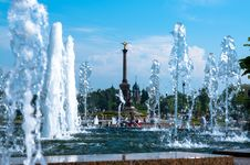 Free Water, Fountain, Water Feature, Sky Royalty Free Stock Images - 134930439