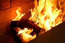 Free Fire, Flame, Heat, Bonfire Stock Photos - 134930613