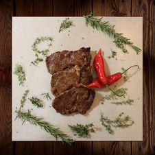 Free Meat, Steak, Venison, Dish Royalty Free Stock Image - 134930746