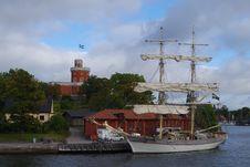 Free Tall Ship, Sailing Ship, Ship, Waterway Stock Photo - 134930970