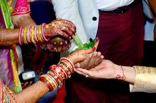 Free Ritual, Mehndi, Ceremony, Finger Royalty Free Stock Images - 134931029