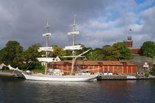 Free Waterway, Tall Ship, Sailing Ship, Ship Stock Photo - 134931100