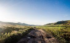 Free Landscape Photography Of Mountain Range Stock Image - 134952951