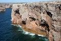 Free Cabo De Sao Vicente - Rock Formations Stock Photo - 1352060