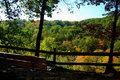 Free Hell Hollow Scenic Overlook Royalty Free Stock Photography - 1353707