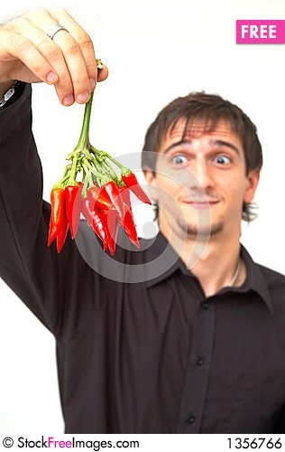 Hot guy Stock Photo