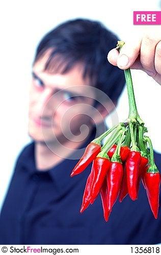 Hot guy Stock Photo