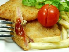 Free Cordon Bleu Stock Photo - 1351460