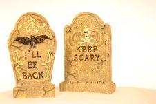 Free Gravestones Stock Photography - 1352852