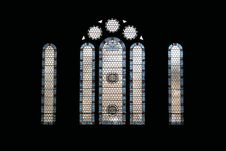 Free Chuch Window Stock Photography - 1354772