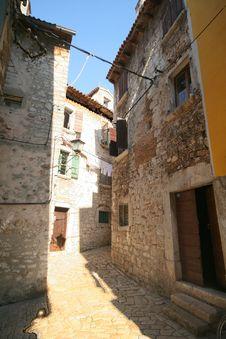 Free Old Adriatic City 21 Stock Image - 1355411
